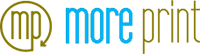 More Print Logo